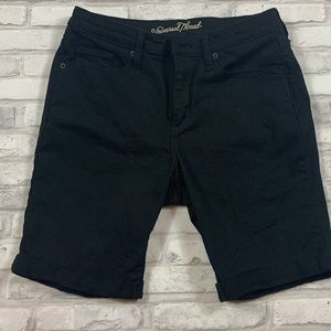 3For$20 Universal Thread 12/31 R Black Shorts